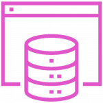 icon showing web design services for hardcraft hosting services